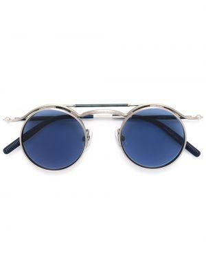 Okulary przeciwsłoneczne srebro tytan Matsuda