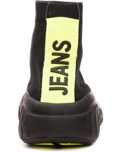 Кроссовки - черные Tommy Hilfiger