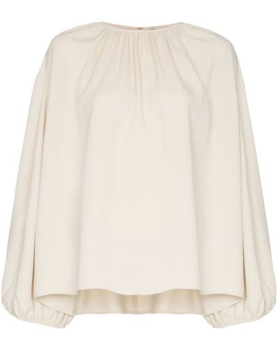 Блузка в полоску батник Toteme