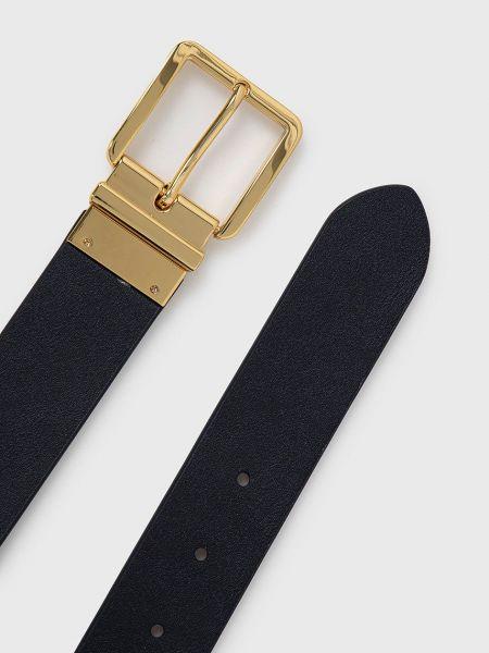 Кожаный ремень Lauren Ralph Lauren