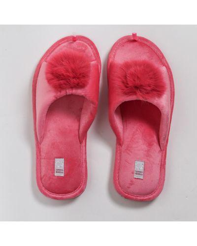 Тапочки - розовые Gemelli