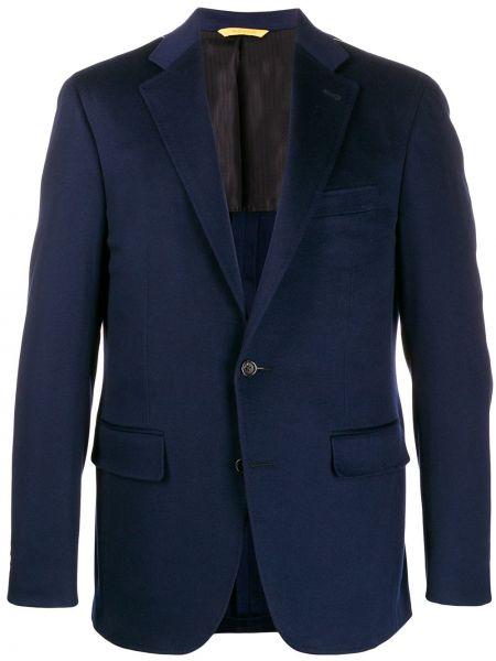 Garnitur kostium niebieski Canali