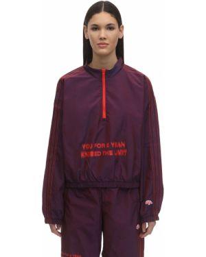 Ветровка на резинке с принтом Adidas Originals By Alexander Wang