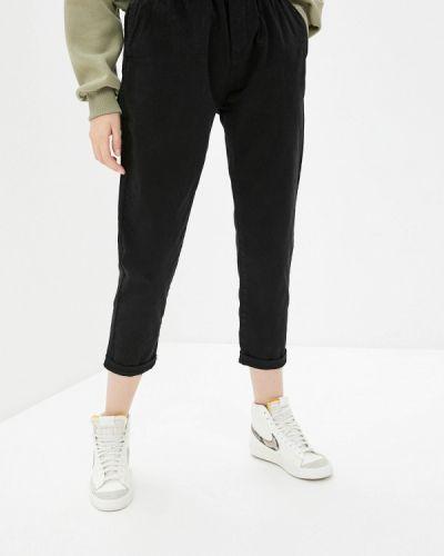 Повседневные черные брюки Zabaione