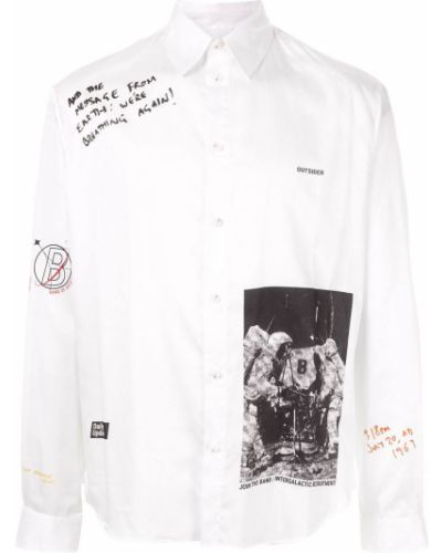 Рубашка на пуговицах Band Of Outsiders