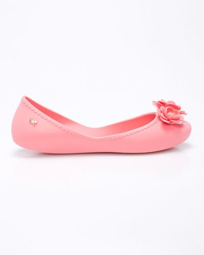 Розовые балетки Zaxy