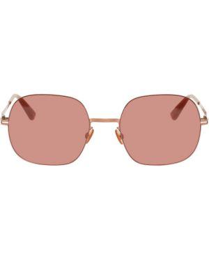 Okulary przeciwsłoneczne srebro Mykita