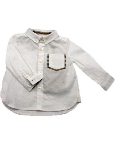 T-shirt bawełniany Burberry