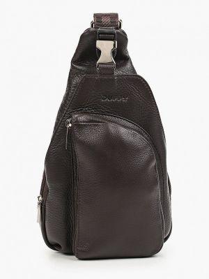 Коричневый весенний рюкзак Duffy