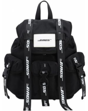 Czarny torebka mini klamry The Bags