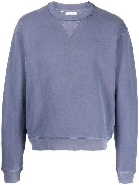 Bluza dresowa - niebieska John Elliott