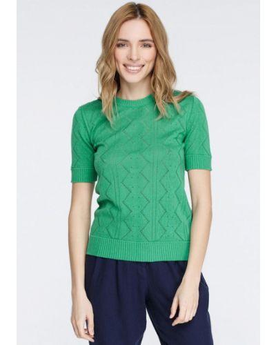Джемпер весенний зеленый Musthave