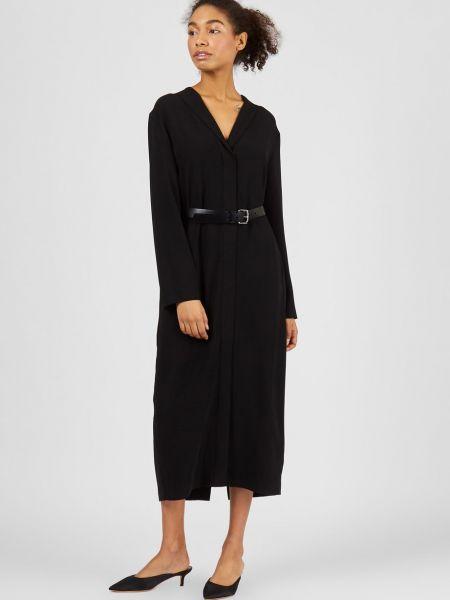 Платье миди со шлицей 12storeez