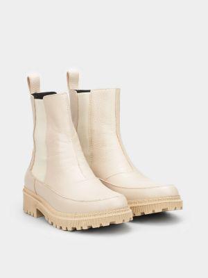Ботинки челси - бежевые Braska Inblu