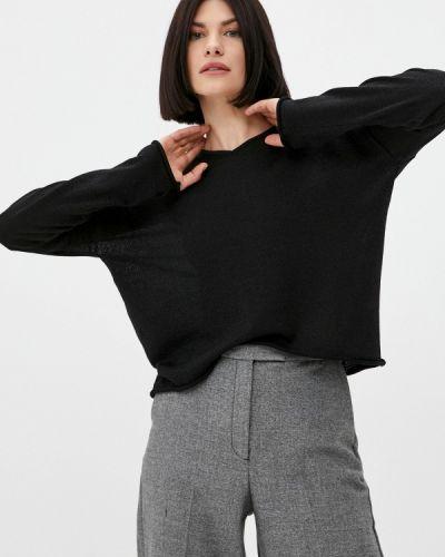 Черный пуловер Sh
