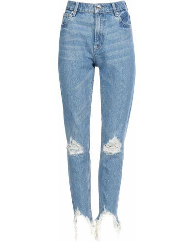 Хлопковые джинсы - голубые Zoe Karssen