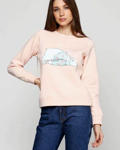 Розовая толстовка Mascot
