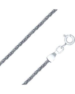 Цепочка из серебра серебряный Sokolov