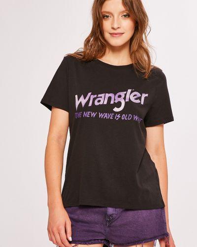 Футболка свободная хлопковая Wrangler