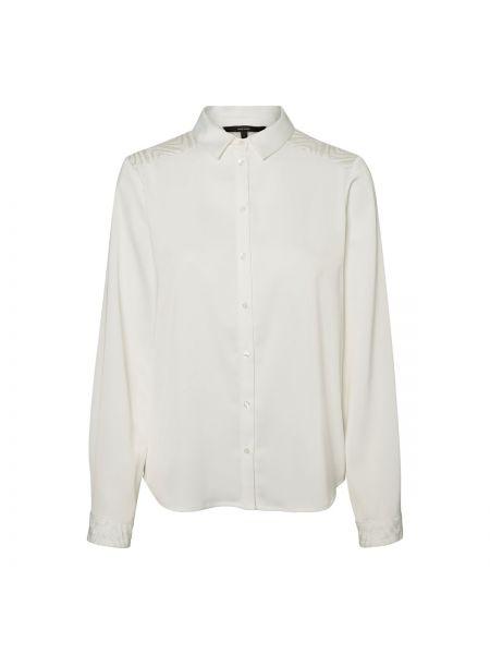 Блузка с длинным рукавом кружевная прямая Vero Moda