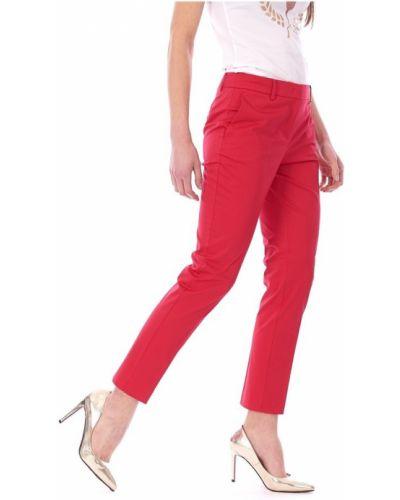 Spodnie eleganckie materiałowe Luckylu