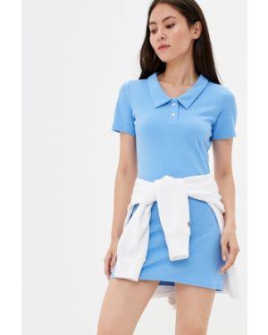 Платье футболка осеннее Royal Elegance