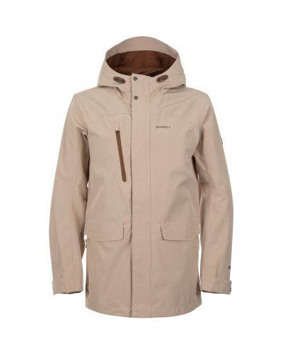 Куртка с капюшоном спортивная длинная Merrell