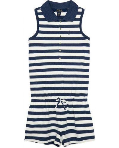 Kombinezon - niebieski Polo Ralph Lauren