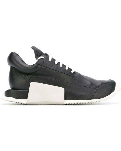 Черные кроссовки Adidas By Rick Owens