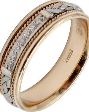 Кольцо из золота белый Yaselisa