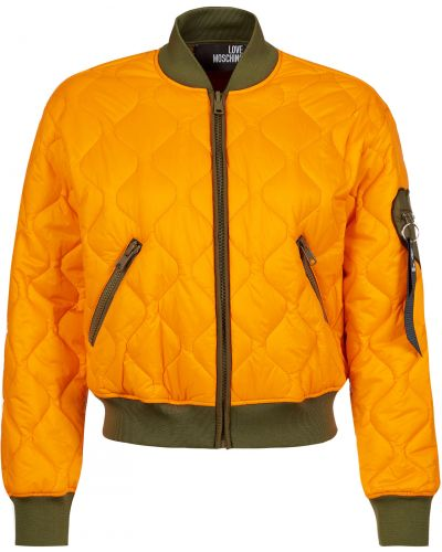 Куртка осенняя Love Moschino