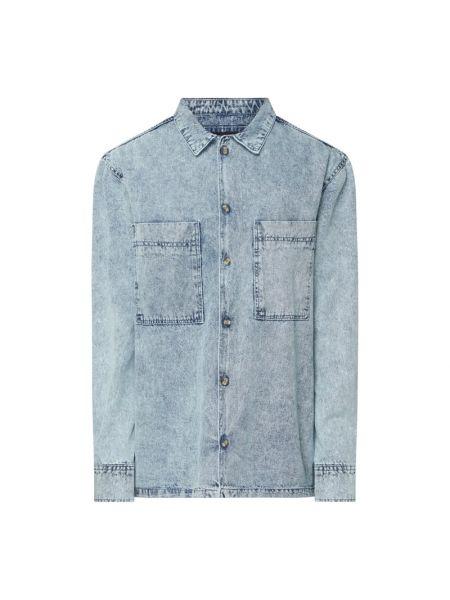 Koszula jeansowa - niebieska Urban Classics