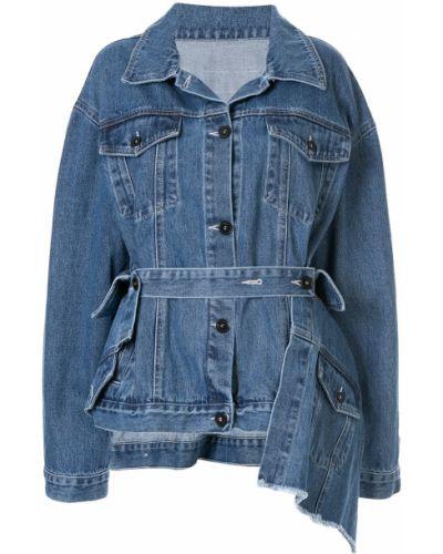 Классическая синяя джинсовая куртка Ruban