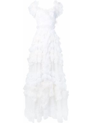 Вечернее платье мини на молнии Dolce & Gabbana