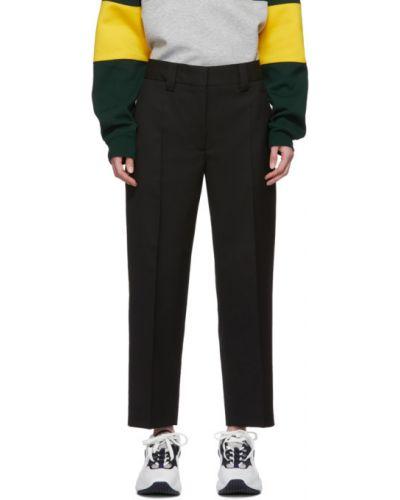 Летние брюки брюки-хулиганы с карманами Acne Studios