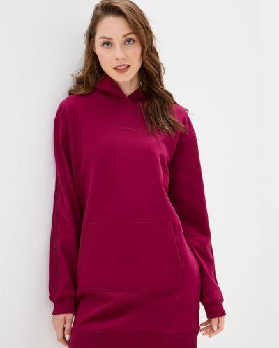 Джинсовое платье - фиолетовое Calvin Klein Jeans