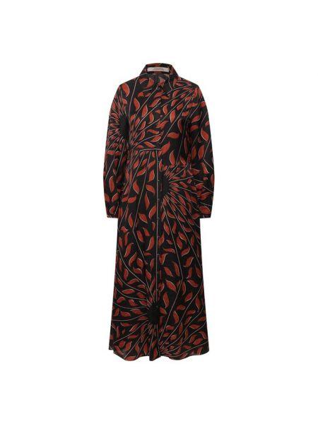 Платье шелковое из вискозы Dorothee Schumacher