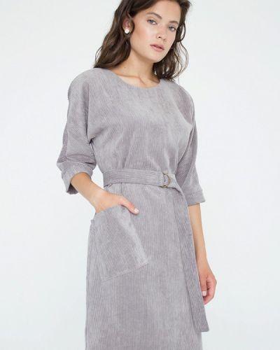 Платье миди осеннее Eliseeva Olesya
