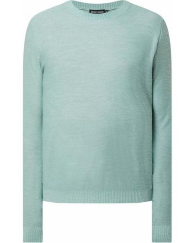 Sweter - turkusowy Antony Morato