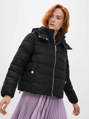 Черная куртка осенняя Liu Jo Sport