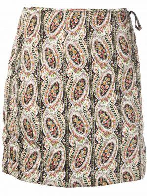 Spódnica z wiskozy Bytimo