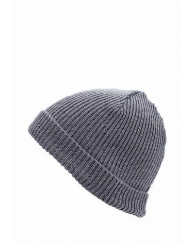 Серая шапка бини Check Ya Head
