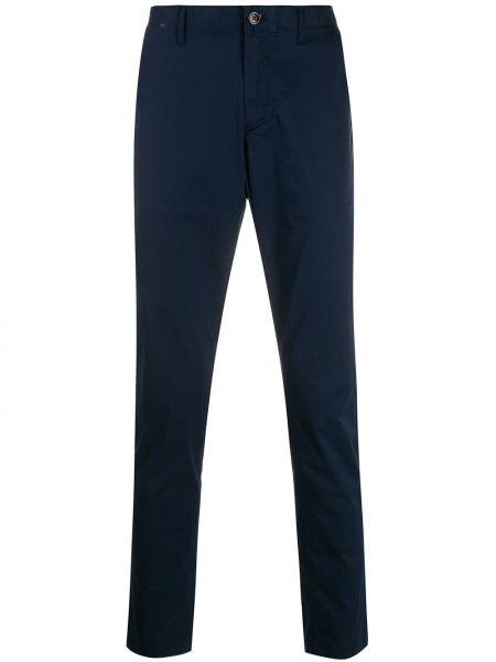 Прямые джинсы - синие Michael Kors