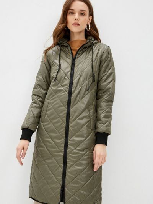 Утепленная куртка хаки Zabaione
