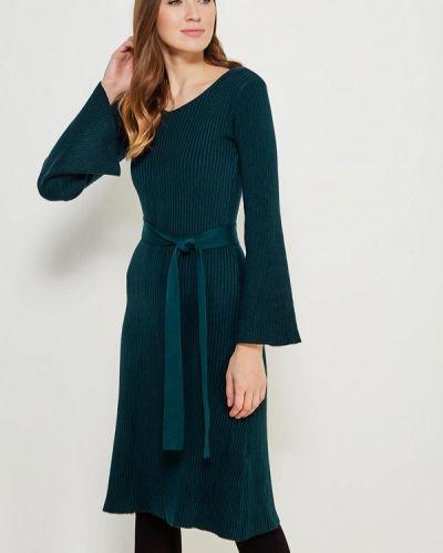Зеленое платье Conso Wear