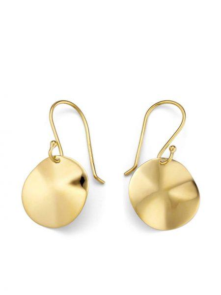 Золотые серьги Ippolita