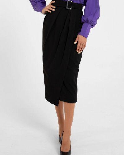 Черная юбка узкого кроя Magnet