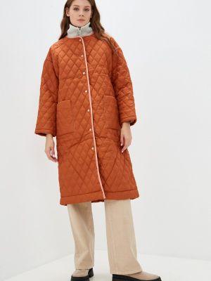 Утепленная куртка - оранжевая Imocean