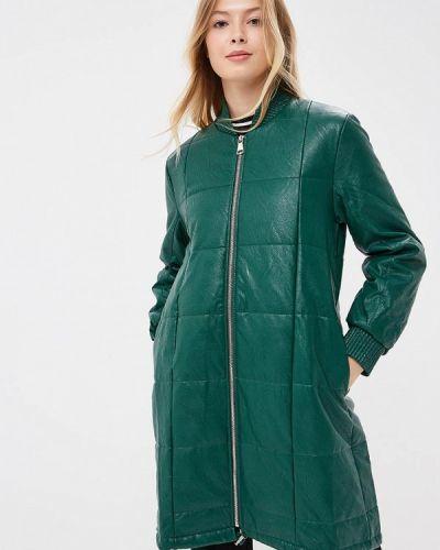 Кожаная куртка осенняя Rinascimento