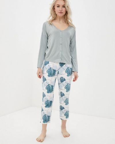 Пижамная бирюзовая пижама Hays